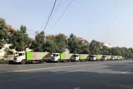 2018年10月6日齐发七台16吨洗扫车