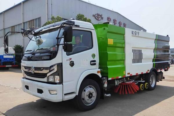 凯普特3800洗扫车(国六)