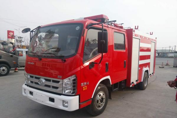 福田泡沫消防车