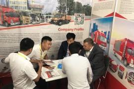 乌兹别克斯坦国际重卡、半挂及专用车辆展览会