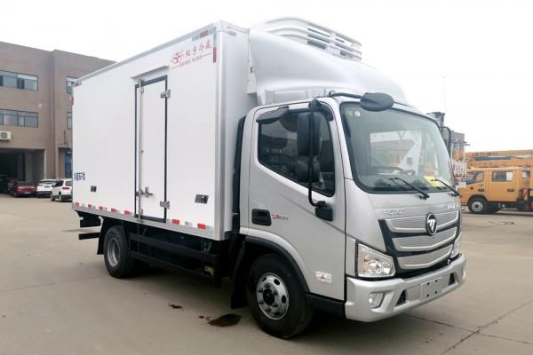 福田欧马可S1(宽体) 冷藏车