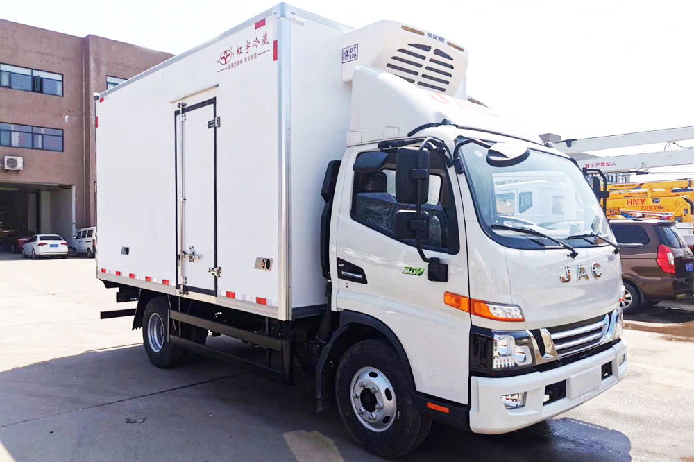 江淮骏玲V6冷藏车